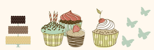 A Range of Cakes
